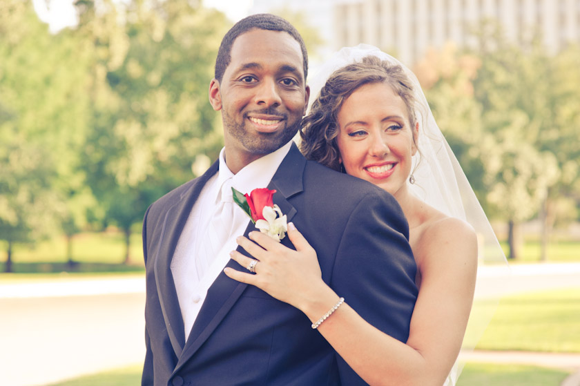 wedding photography at texas capitol
