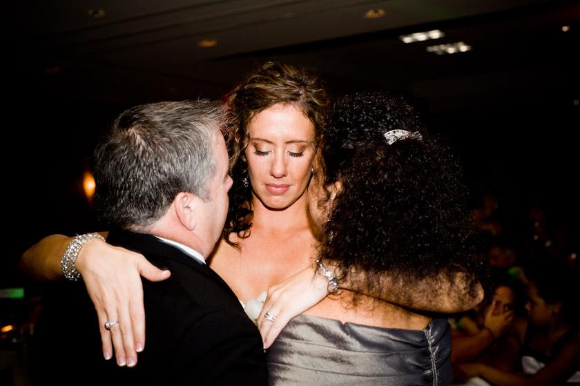 austin wedding photographer doubletree reception photos