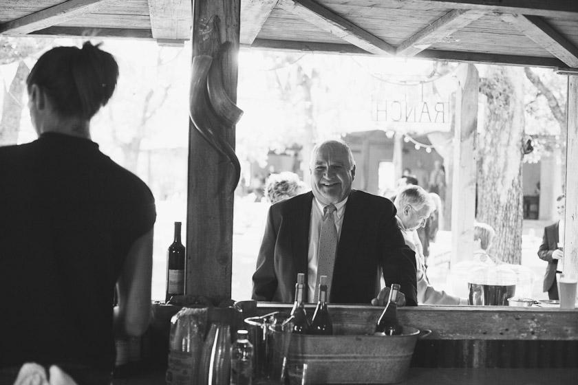 bar at three points ranch