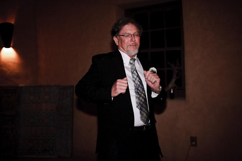 dancing at night at three points ranch near marble falls