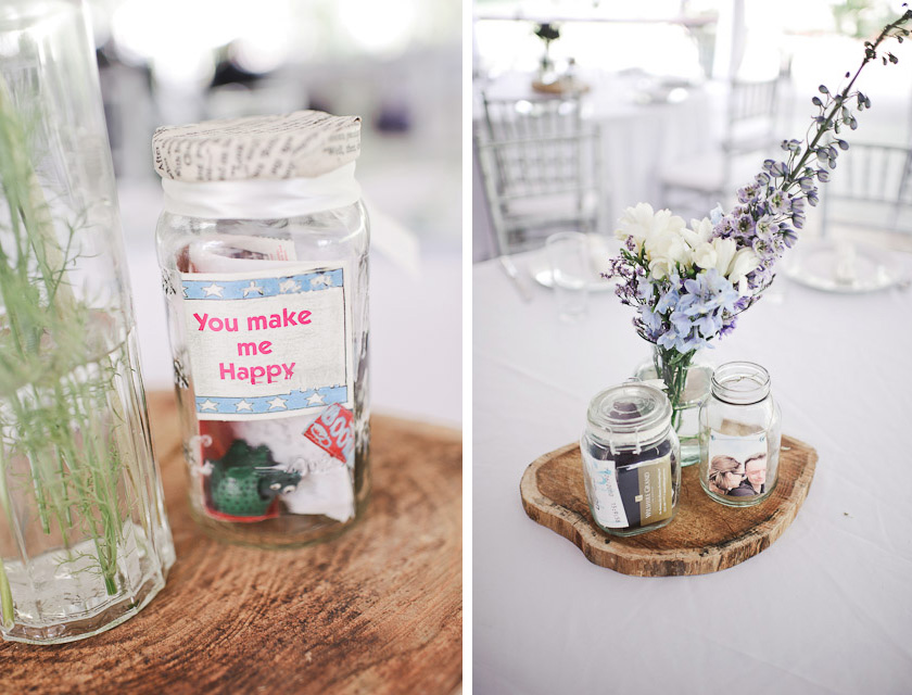 austin wedding centerpieces