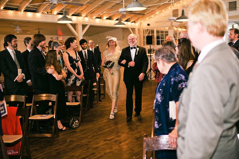 vintage wedding dress in austin