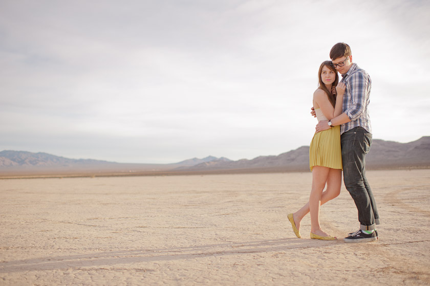 Las Vegas Desert Portraits Sara And Dylan 187 Austin