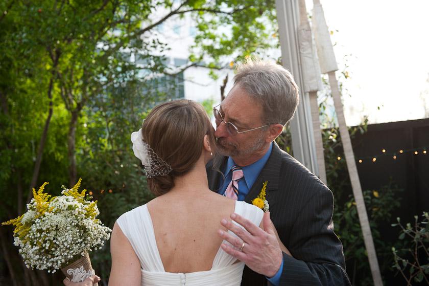 allan house wedding