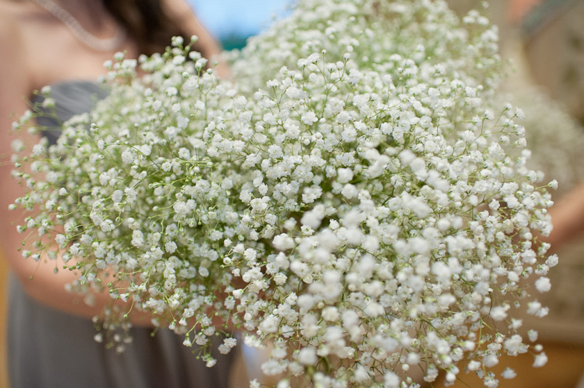 Little White Flowers In Bouquets - Best Flower 2017