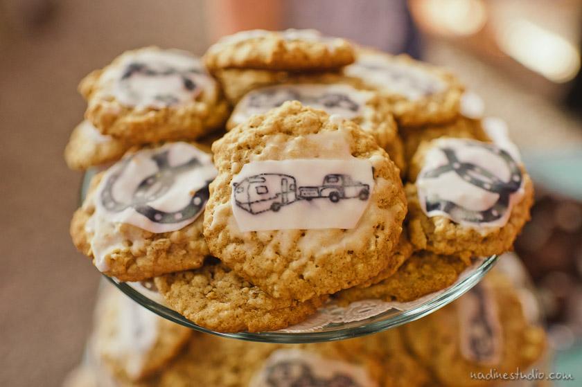 air stream trailer cookies