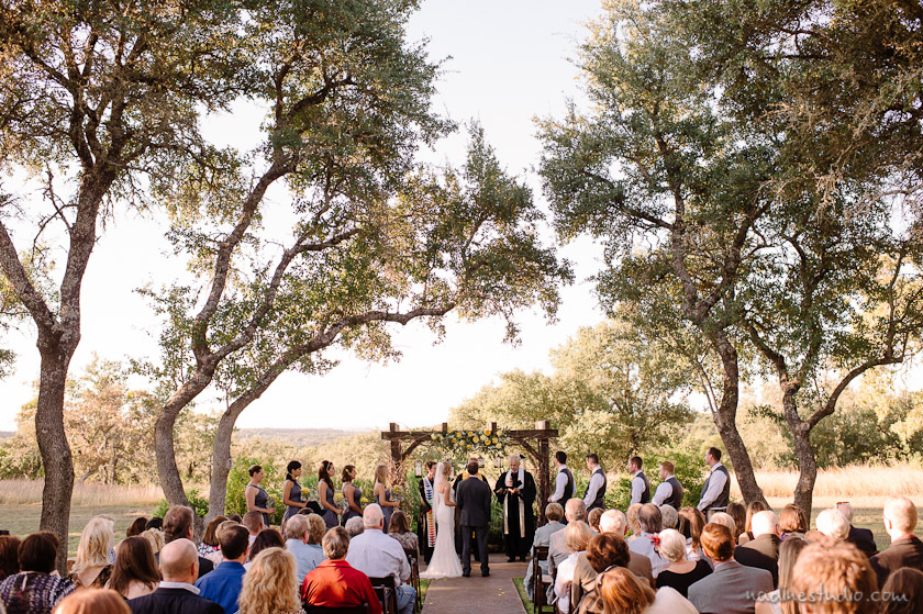 ceremony exas ranch