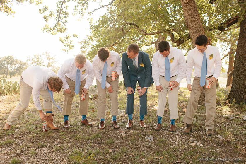 vintage dressed grooms