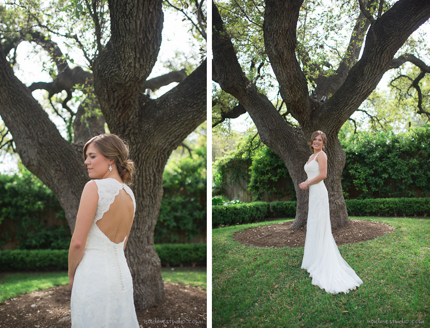 bridals at hotel st cecelia