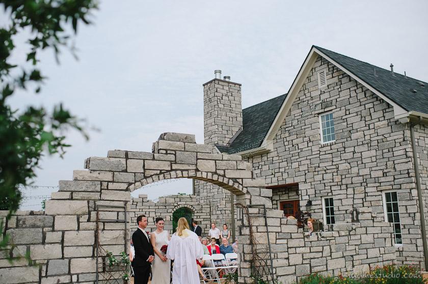 gatehouse round rock wedding ceremony