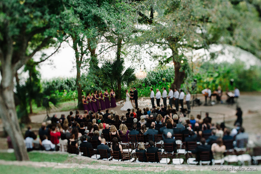 Laguna Gloria Austin Texas Beautiful Wedding