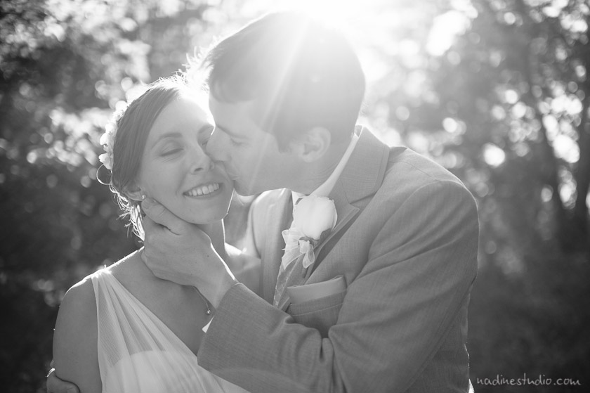 mbride and groom portraits