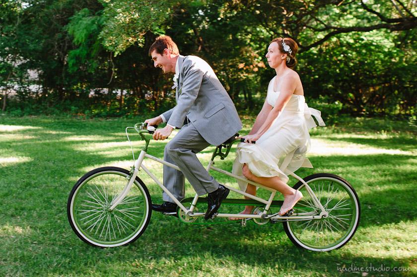 intandem bikes