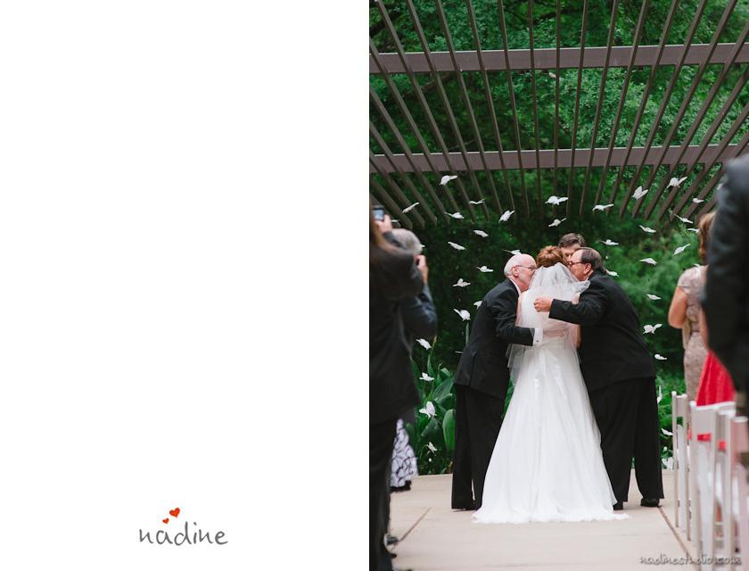 Umlauf Sculpture Garden Wedding Austin Wedding Photographers Nadine Photography