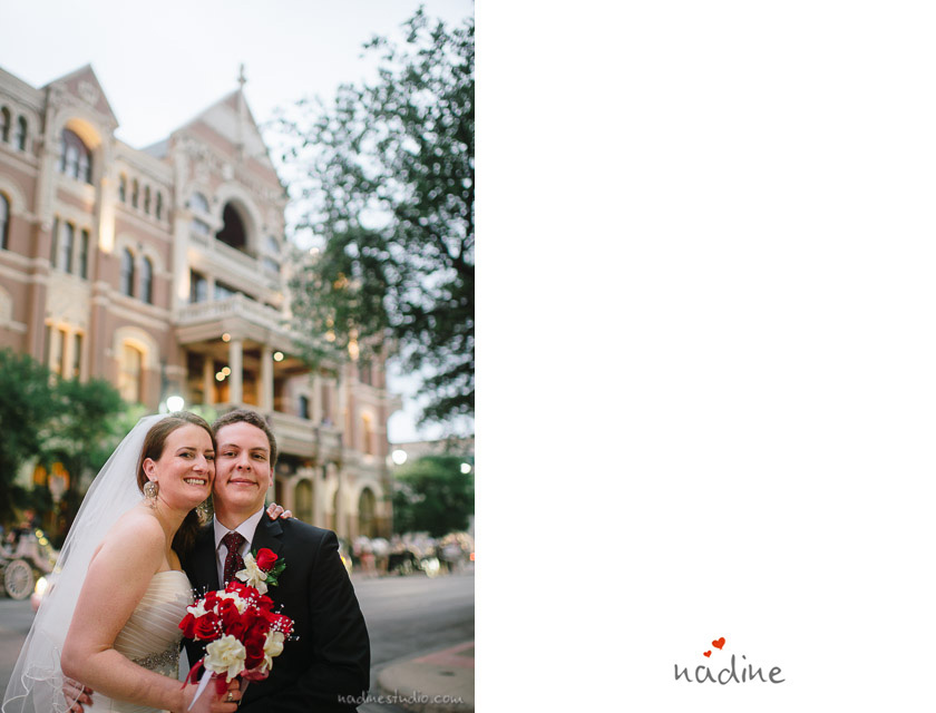 driskill hotel wedding downtown austin, tx