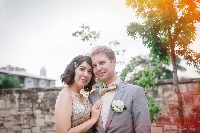 french legation wedding
