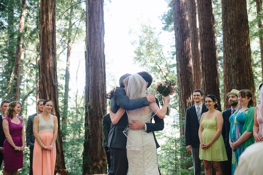redwood tree ceremony