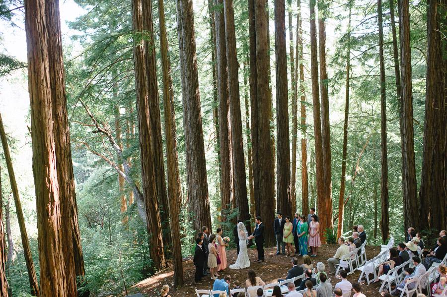 Sequoia Retreat Center Wedding Ben Lomond And Santa Cruz Wedding Photographer Austin Wedding
