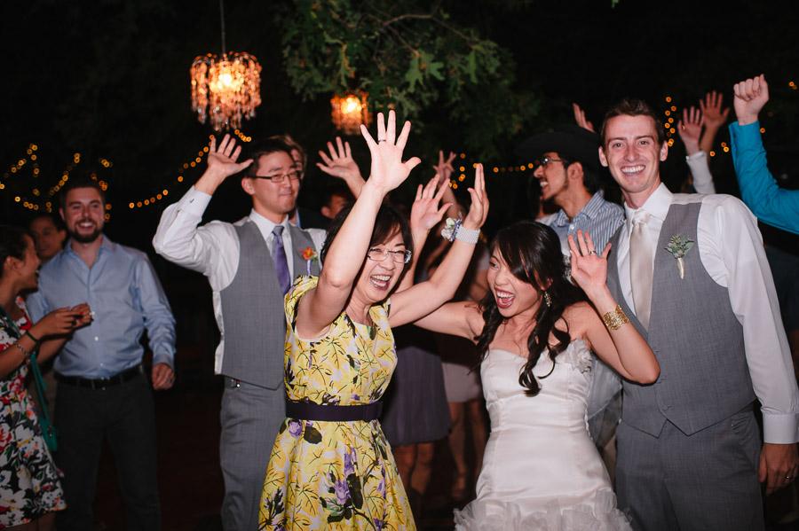 reception at kindred oaks