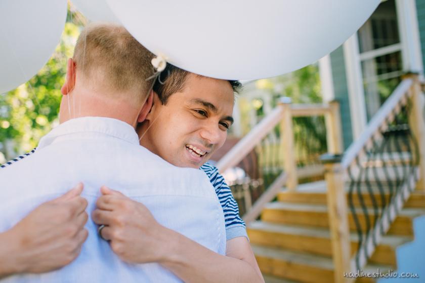 austin gay wedding photography