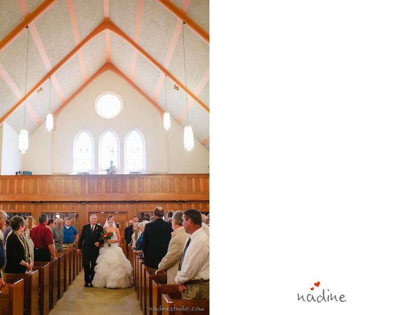 taylor church wedding