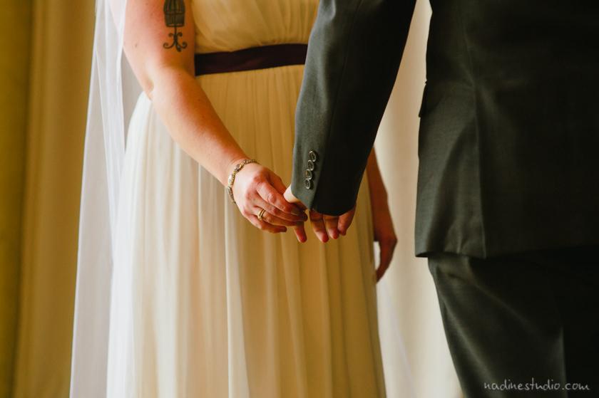 wedding of same sex couple in bastrop, texas