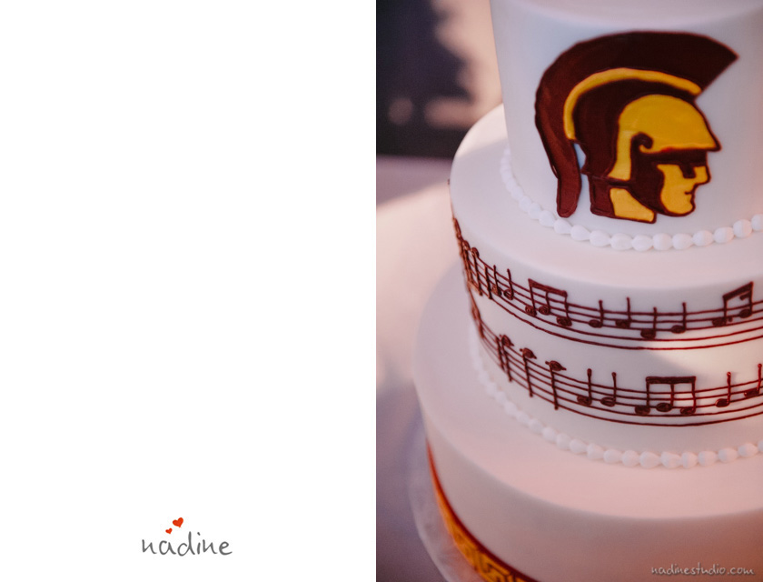 groomscake with music california