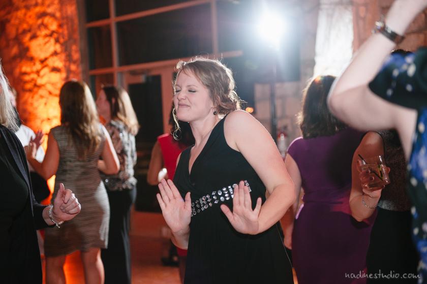 dancing recepiton
