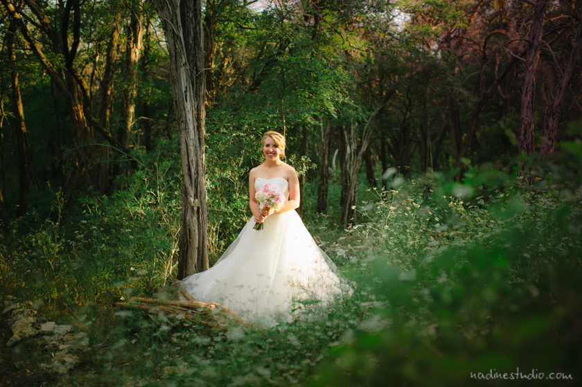 hill country bridals