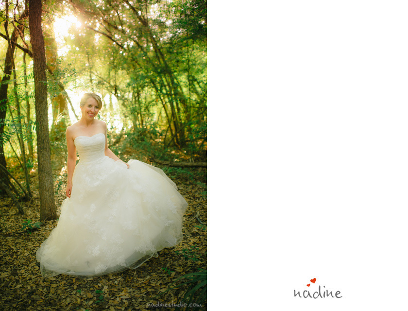 bridal session in austin, texas