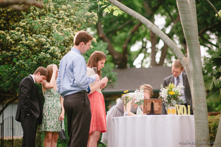 guests signing in