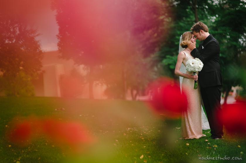 bridal at unm alumni chapel
