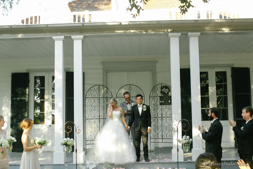 ceremony at french legation