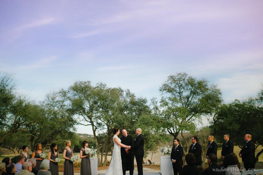 reception dancing austin country club wedding