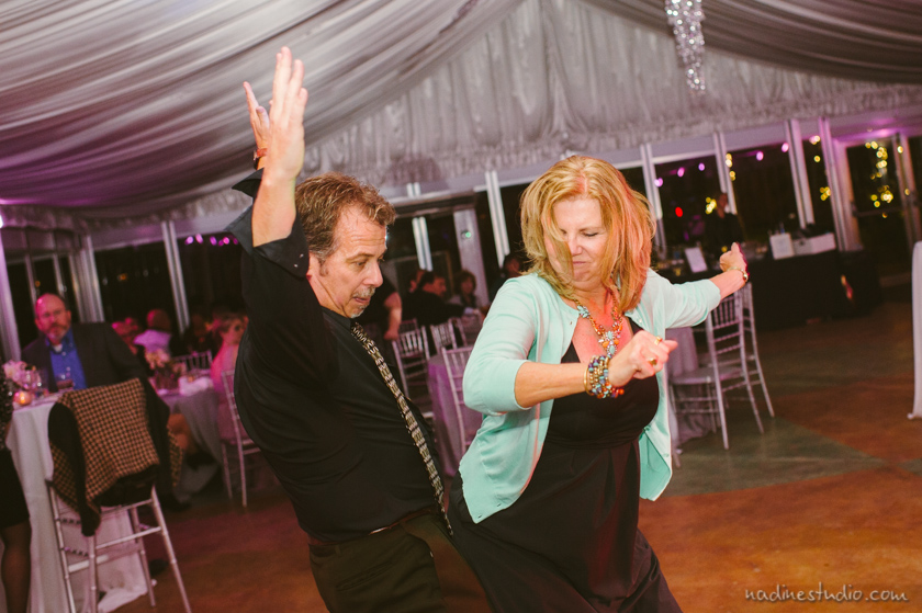 boogie woogie at a wedding party