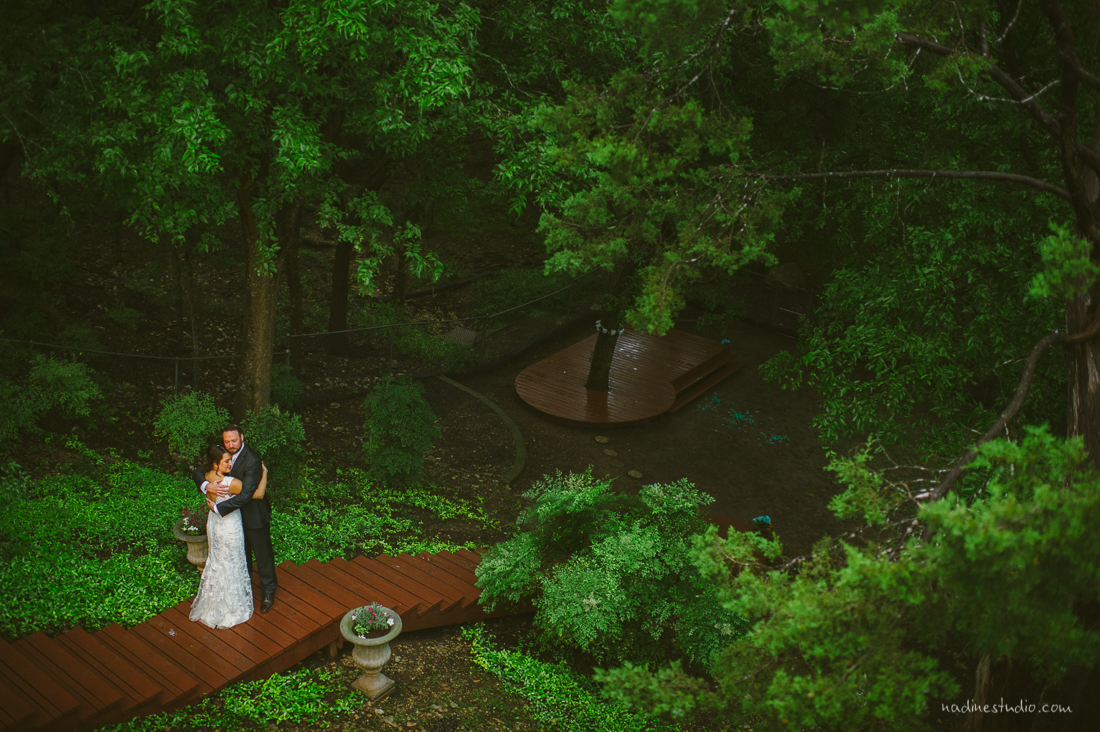 backyard wedding west lake austin