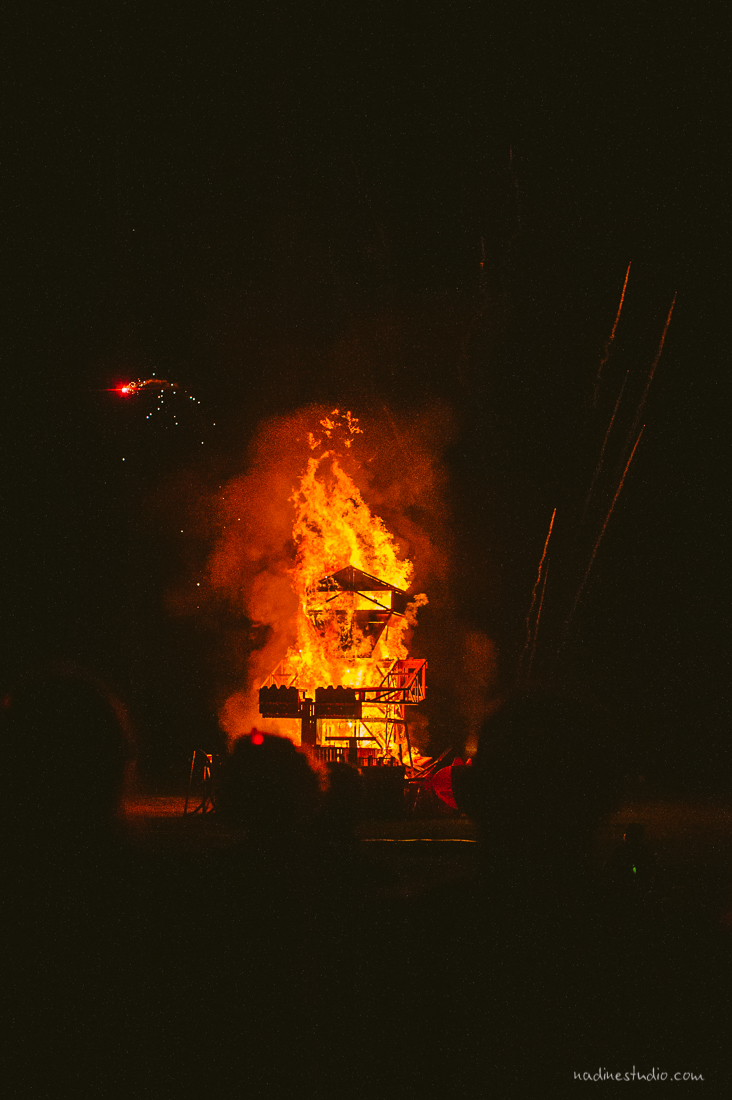 effigy burning flipside 2016