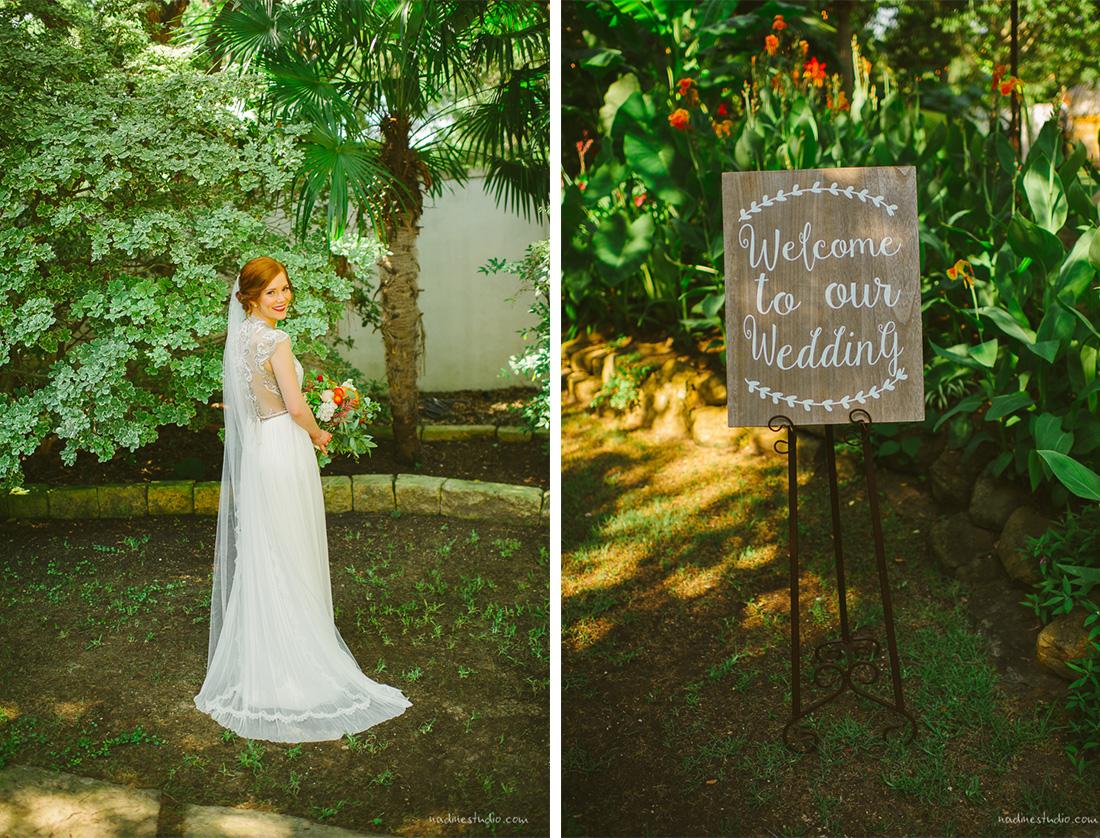 bridal at hummingbird house