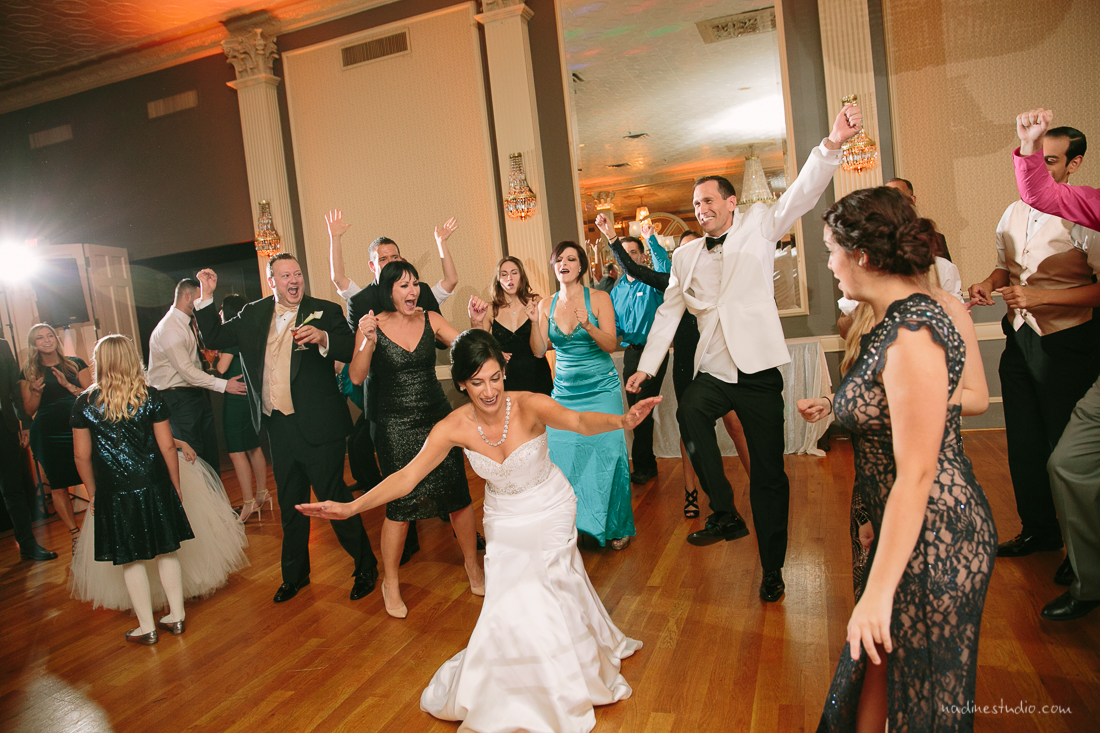 musical theatre wedding