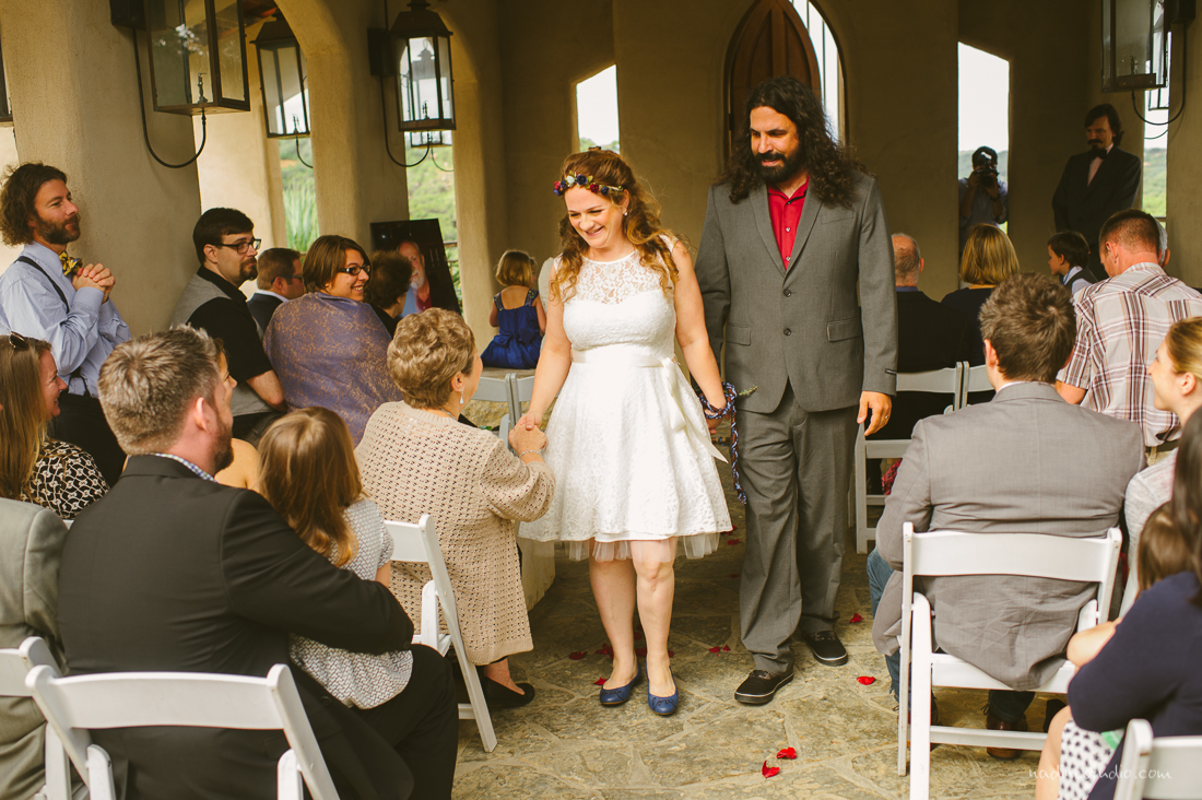 Chapel Dulcinea Wedding