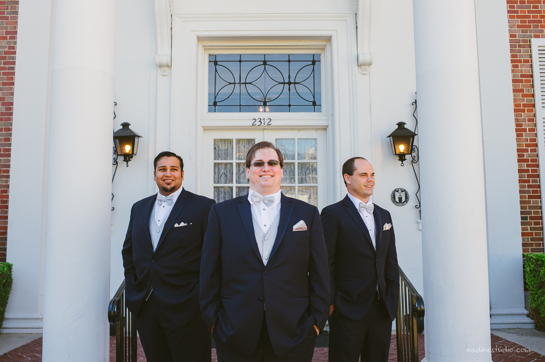 texas women federated mansion wedding
