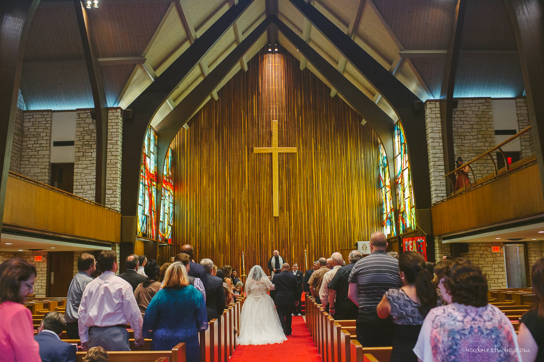 central presbyterian church wedding