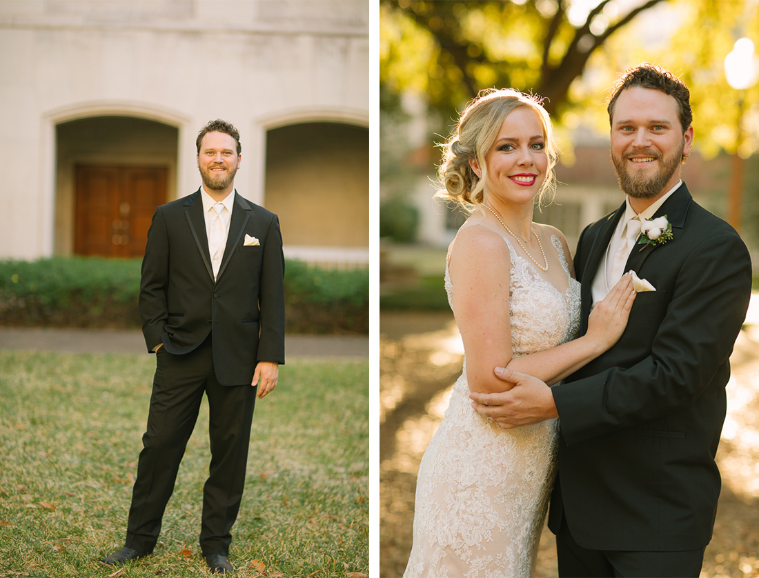 austin wedding photographers at university of texas at austin