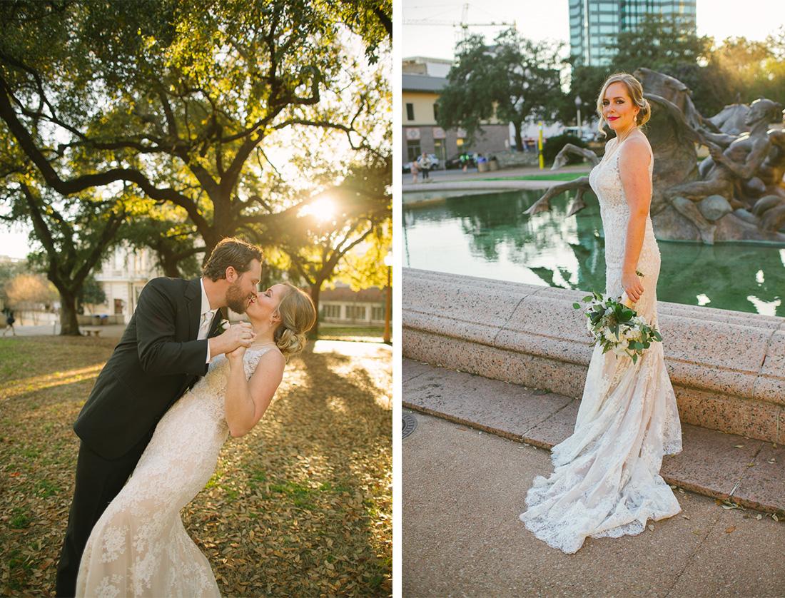 ut wedding pics