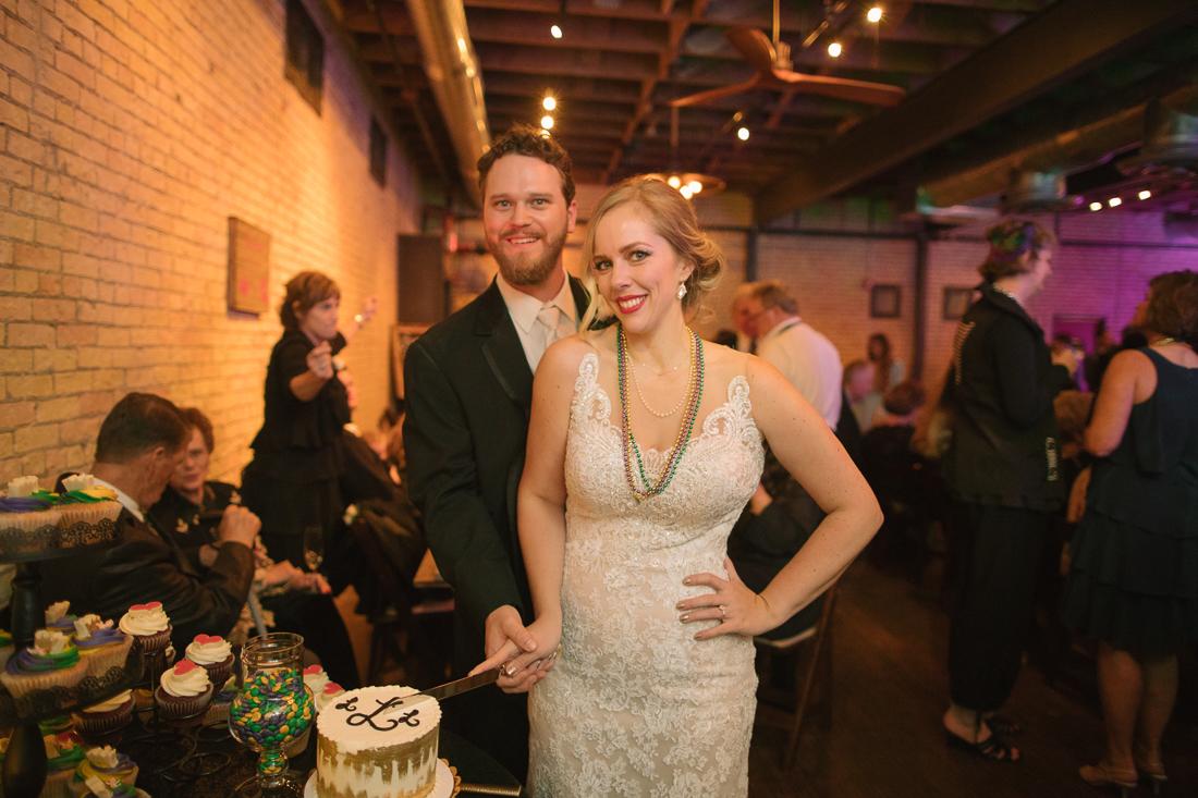 sixth street wedding