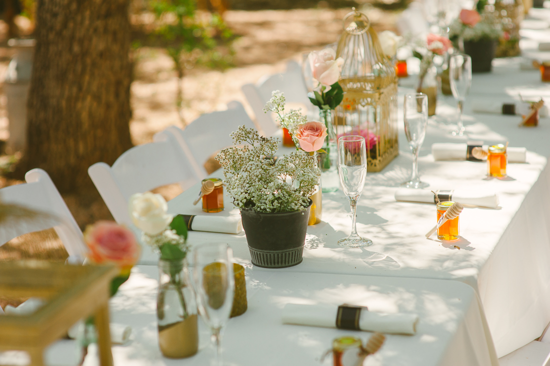 hill country centerpieces