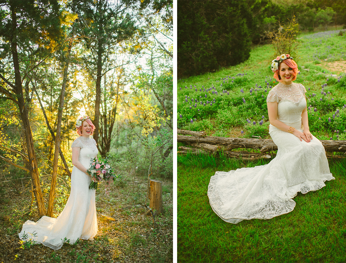 bridals at wildflower barn