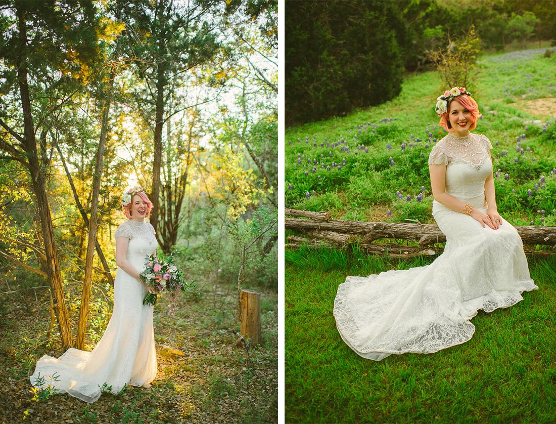 bridals at wildflower barn