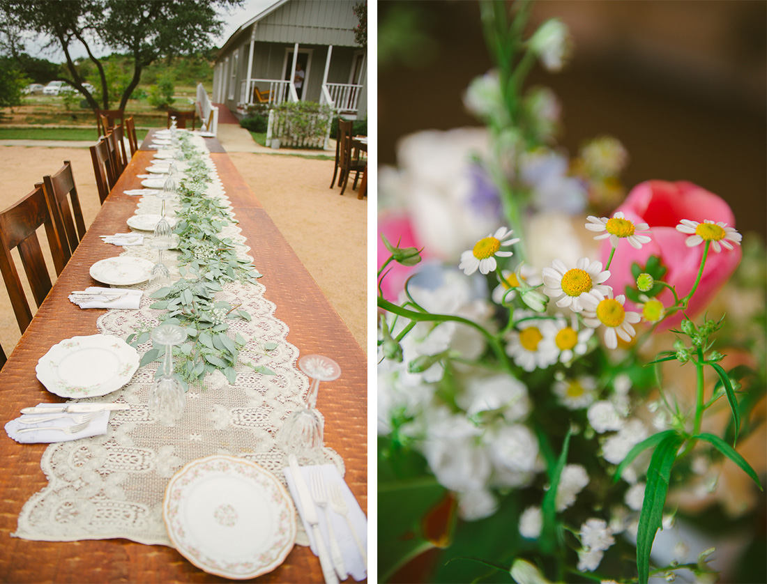 star hill ranch long table