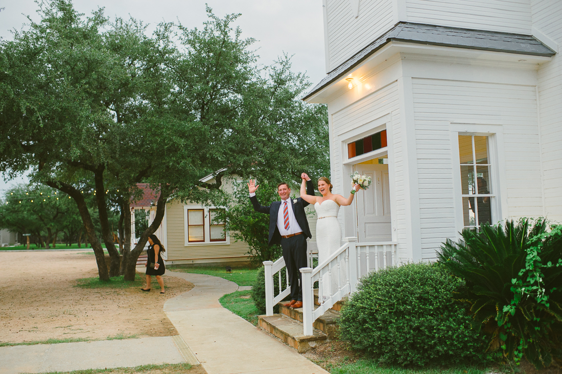 bride and groom entrance for a reception